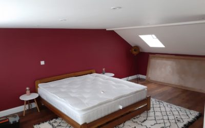 Loft conversion with En suite